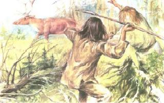 Особенности первобытной культуры. Охота