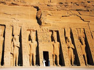 Культура Древнего Египта. Фараоны. Изобразительное искусство